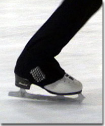 Picture of ankle buzzer